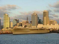 USS Midway Museum - San Diego, CA
