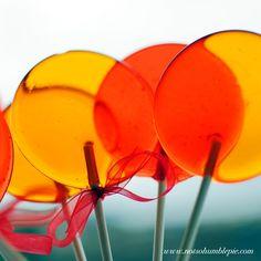 Lollipops   Not So Humble Pie: Lollipops & Sugar Science Ramblings
