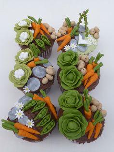 allotment cupcake - Google Search