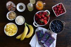 Eat your superfoods: How to make an acai bowl