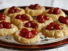 Cherry Cheesecake Cookies | Tasty Kitchen: A Happy Recipe Community!.