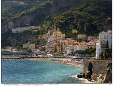 These are the eight most beautiful towns in Italy. Click photo to discover which they are.