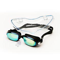 769e5c59a8e Waterproof Anti Fog UV Adults Professional Colored Lenses Diving Swimming  Glasses Eyewear Swim goggles Gafas Natacion