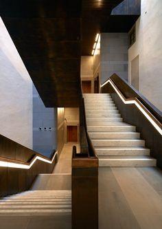 Scala di ponente dei nuovi Uffizi, Firenze, 2011 - Natalini Architetti