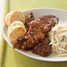 Slow-cooker Recipe: Spicy Country Ribs (via foodily.com)