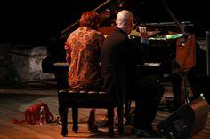 Peppe Servillo e Rita Marcotulli Memorie di Adriano, 3 luglio 2013