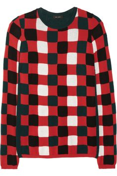 Marc Jacobs|Cashmere-blend sweater|NET-A-PORTER.COM