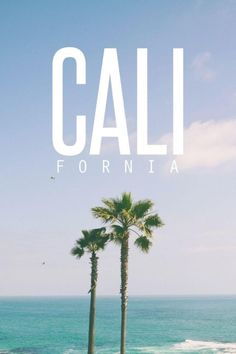 Travel to California!