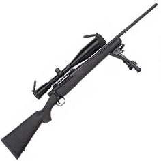 Mossberg Patriot Night Train Bolt Action Rifle .308 Win 2...