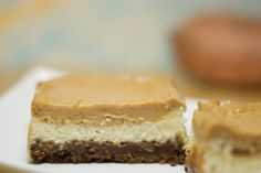 Hi everyone, another vegetable in dessert post. The original recipe was pumpkin and graham crackers but I had sweet potatoes and ginger snaps and knew this would be a great alternative. So I quickl…