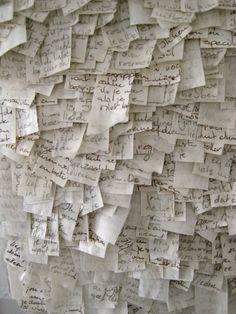 Love letters....by Wien de Graaf