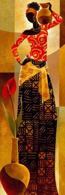 afrikalı kadın mosaicart - Google'da Ara