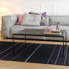 Tati soffbord rektangulärt - Tati soffbord rektangulärt - storm grey, marmor, 87x90 cm
