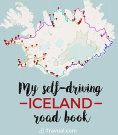 My self-driving road book. - - My self-driving road book. My self-driving road book. Iceland Roads, Iceland Road Trip, Iceland Travel Tips, Iceland Hikes, Iceland Shopping, Iceland Beach, Hotel Island, Iceland Adventures, Voyage Europe