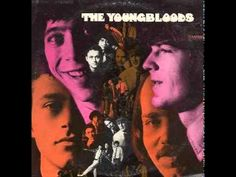 From 1970 and one of today's b'day celebrants Jesse Colin Young when he was lead singer with The Youngbloods - here's Darkness, Darkness