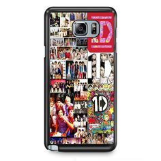Good One Direction Fanfictions TATUM-4774 Samsung Phonecase Cover Samsung Galaxy Note 2 Note 3 Note 4 Note 5 Note Edge