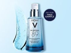 Try the New Vishy Mineral 89 For Free #beauty #skincare #moisturizer #samples #freesamples #freestuff #mineral #usafreebies