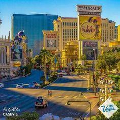 Good Morning Las Vegas...