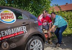 #glanhofen #kinderkrebshilfe #autoheben #charity