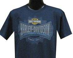 New H-D® T Shirt http://www.adventureharley.com/t-shirts