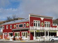 Brown Butter Cookie Company Building, Cayucos, California