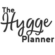 The Hygge Planner