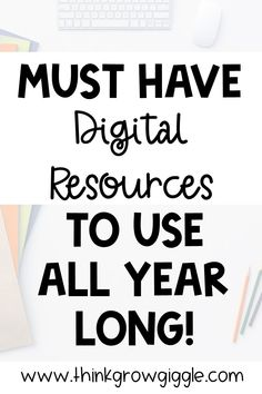 Are you learning to use Google Classroom™ and Google Resources™? These must have reading, writing and math google resources will help you keep students learning and engaged whether you are teaching in the classroom or remotely through distance learning. Read this quick blog post about my favorite digital resources to use with students for reading any material, writing about reading and prompts, and interactive digital math review. Click to read today and grab some free digital resour Home Learning, Learning Tools, Student Learning, Free Teaching Resources, Teaching Tips, Teacher Freebies, Reading Workshop, Creative Teaching, Upper Elementary