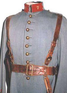 ww1 french officers horizon blue uniform
