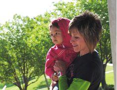 Asia Woolf and Katie Katalin  Colorado Springs, Colorado  June 2014