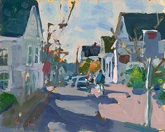 Charles Sovek, Artist and Author | Favorites | Most Recent - Oil Paintings