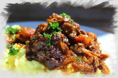 Oxtail Curry
