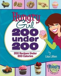 Hungry Girl mania is sweeping the nation! The New York Times bestselling phenomenon delivers even more yum-tastic recipes! An easy-to-use cookbook containing 200 Hungry Girl recipes all under 200 calo