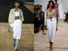Модные тенденции весна лето 2016: стили одежды