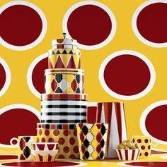 ALESSI CIRCUS BY MARCEL WANDERS