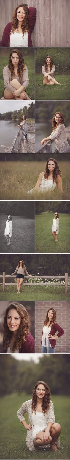 Mount Pleasant Michigan Senior Photography | Miss by Marissa | Emma (1)