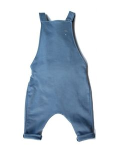 Gray Label Salopette Denim Overalls by Noble Carriage