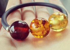 Original amber bracelet #amber #amberbracelet #amberjewelry  www.bursztynlandia.pl