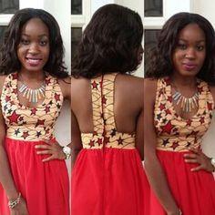 Moda Africana Fashion African