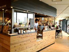 25 Cafes in Tokyo: Be A Good Neighbor Cafe Kiosk in Tokyo Sky Tree http://www.25cafes.com/2012/07/02/be-a-good-neighbour-coffee-kiosk-in-tokyo-sky-tree-tokyo-japan/