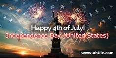 #IndependenceDay in #USA http://www.ahtllc.com/