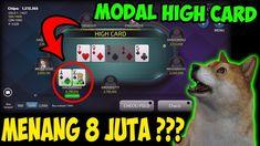 Gilak !! Dapat kartu High Card Masih Menang Banyak Di Poker IDN PLAY | P... Poker, Play, The Originals, Youtube, Youtubers, Youtube Movies