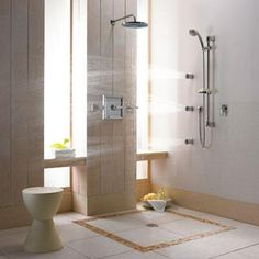 American Standard Modern Rain 10 in. Raincan Easy Clean Showerhead in Polished Chrome-1660.683.002 at The Home Depot