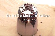 50 Looks of LoveT.: Heiße Liebe im kalten Februar - Topfgucker aus Öst... Pudding, Desserts, Food, Gluten Free Diet, February, Good Food, Cold, Healthy Food, Love