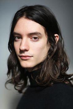Gabriel Marques - DNA Models Men S/S 16 Polaroids/Portraits (Polaroids/Digitals)