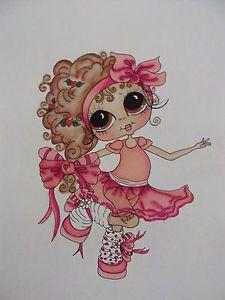 Sherri Baldy | Sherri-Baldy-Hand-Coloured-Card-Topper