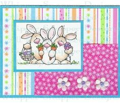 CY872a - Easter - Gallery Whipper Snapper Designs