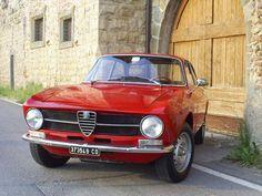 Alfa Romeo Giulia GT Junior 1600 anno 1973
