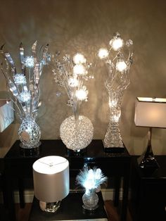 Beautiful U0026 Unique Accent Lamps At Ossian Furniture!