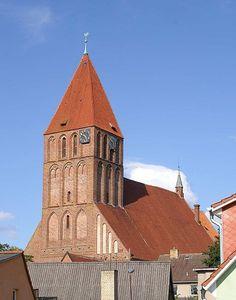 Grimmen, St. Marienkirche