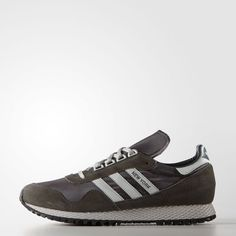 adidas New York Spezial Shoes - Grey | adidas UK